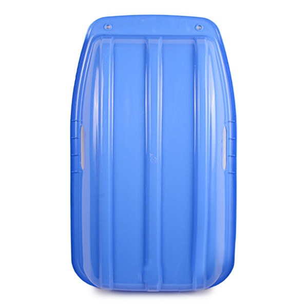Sled Snowboard Thickening Skiing Board Plate Grass Skiing Car Sliding Plate with Rope