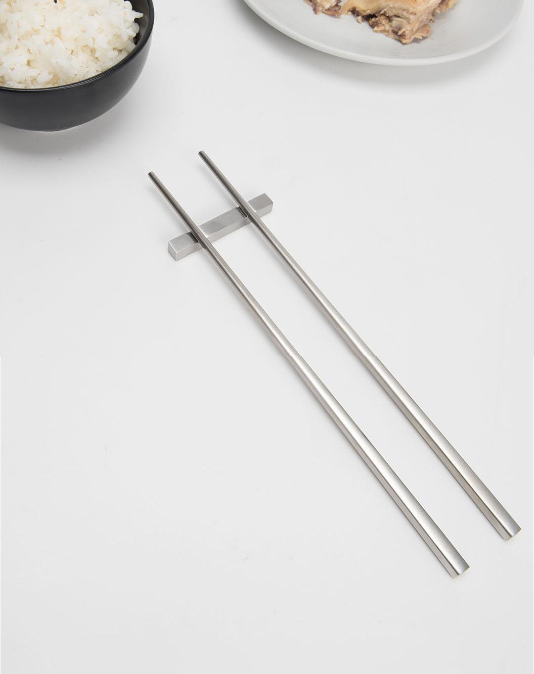 4PCS Home Chopsticks Food Grad 304 Stainless Steel Chopsticks Tableware Chinese Chopsticks Culture From Xiaomi Youpin