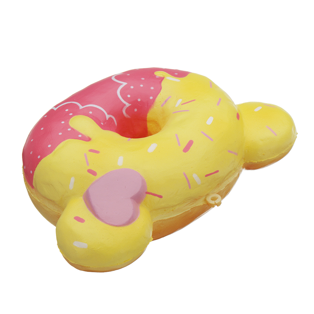 Yummiibear Creamiicandy Princess Donut Squishy 12CM Licensed Slow Rising With Packaging Collection Gift