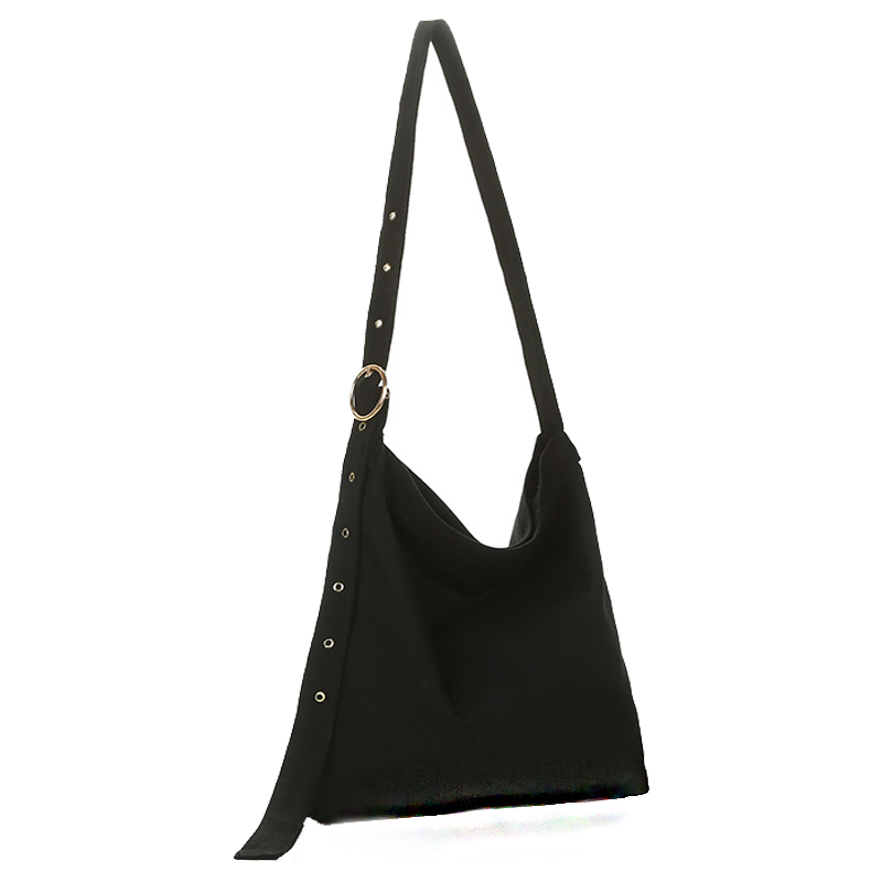 Specifications: Material Canvas Color Black Size 35cm x 5cm x 35cm / 13.78 x 1.97 x 13.78inch Hand belt 25-50cm / 9.84-19.69inch Weight 456g Features: -Open Method: Zipper open. -It can store folding umbrella,powe bank,cosmetic and pocket money, phone, et #handbag