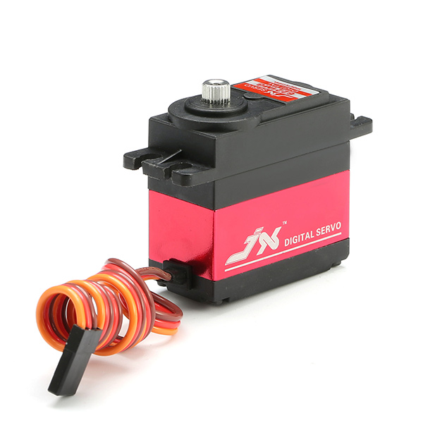 JX PDI-6221MG 20KG Large Torque Digital Standard Servo 120 Degree For RC Model