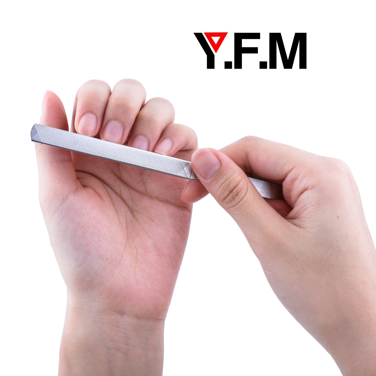 Y.F.M® 6pcs Stainless Steel Nail Cuticle Clipper Set