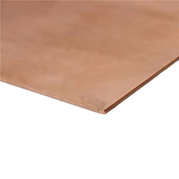 0.5mm x 50mm x 50mm Copper Sheet Metal Plate