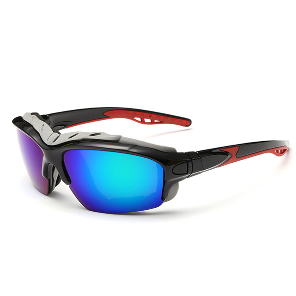 UV400 Polarized Sun Glassess Mens Cycling Bicycle Glassess