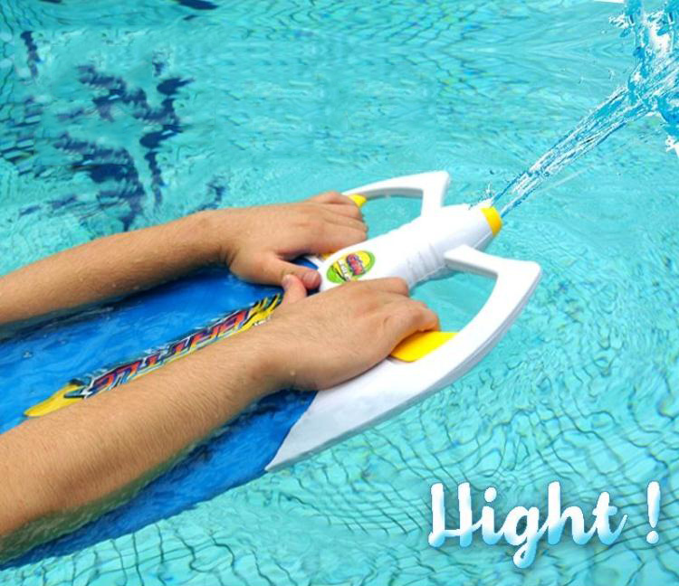 IPRee™ Children Kid Surfboard Float Plate Swim Pool Water Spray Toy Summer Beach Fun