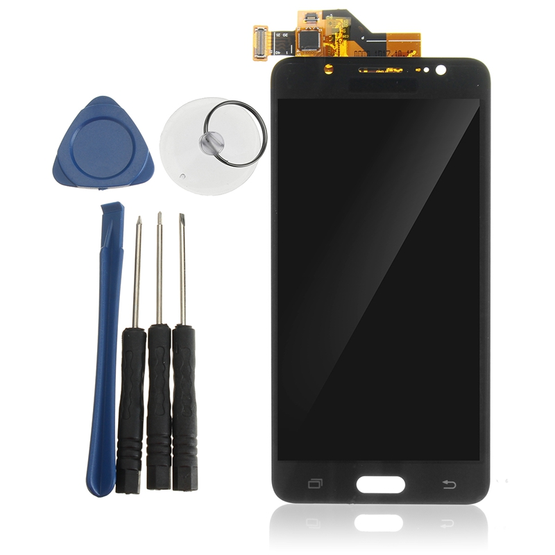 Full Assembly LCD Display+Touch Screen Digitizer Replacement With Repair Tools For Samsung Galaxy J5 2016