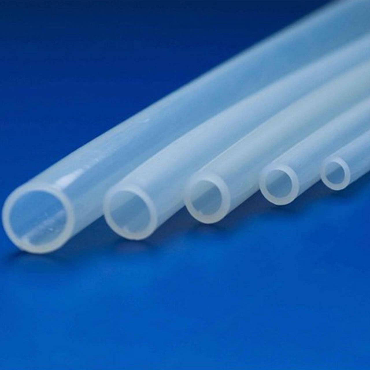 KCASA Pump Replacement Pipe Silicone Hand Pump Pure Water Pipe Tasteless Transparent High Temperature Drain Pipe