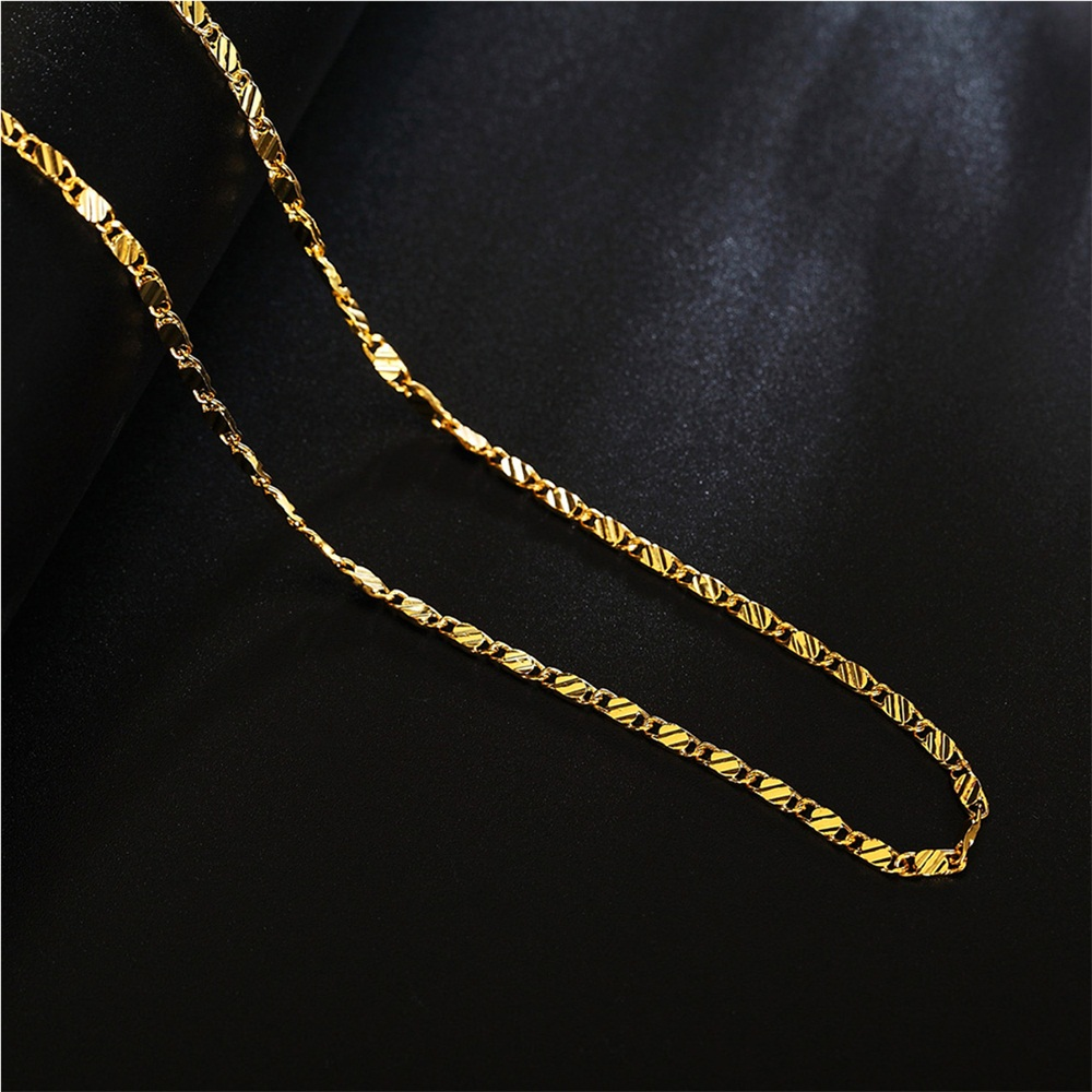 Unisex Men's Stainless Steel Cuban Hip Hop Link Chain Choker