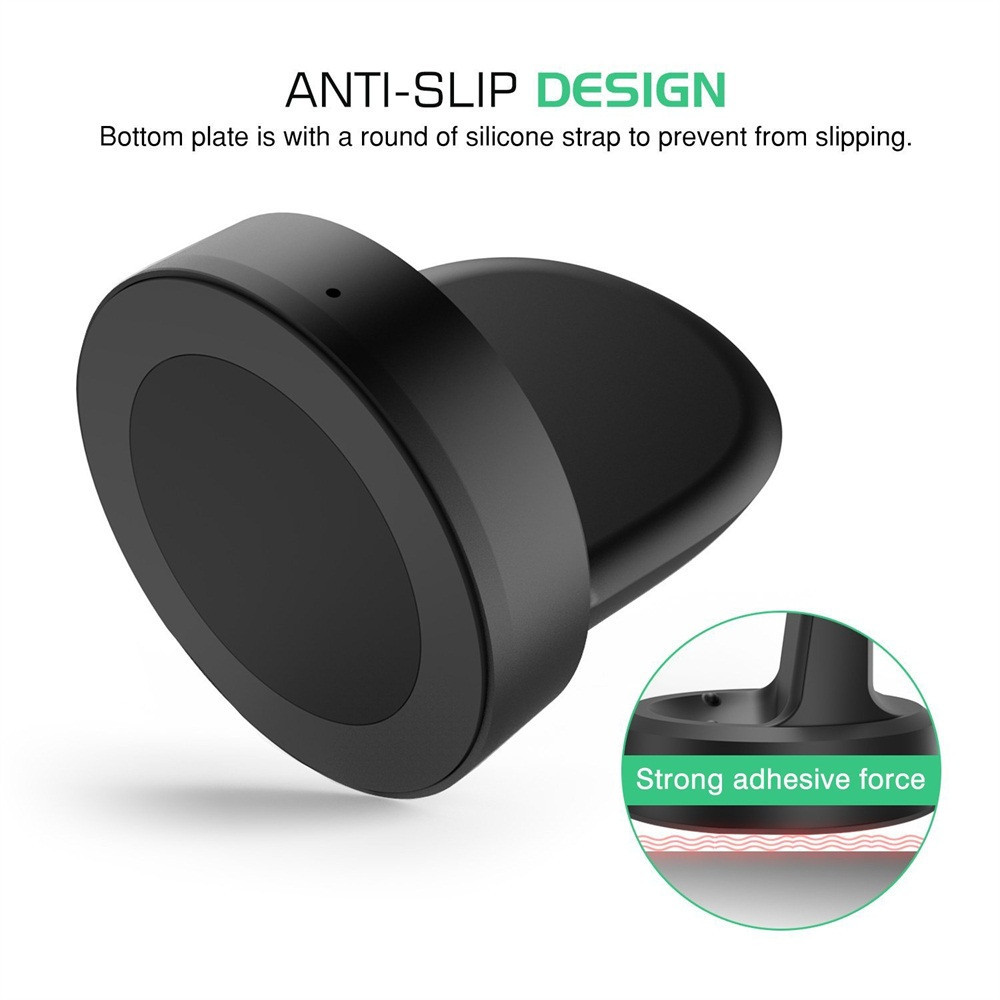 Magnetic Adsorption Wireless Charger Charging Dock Station For Samsung Galaxy Watch 42mm/46mm 2018