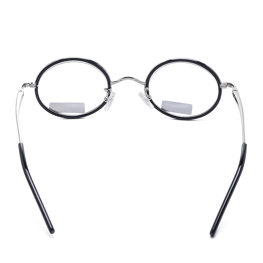 Men Women Comfortable Round Reading Glasses