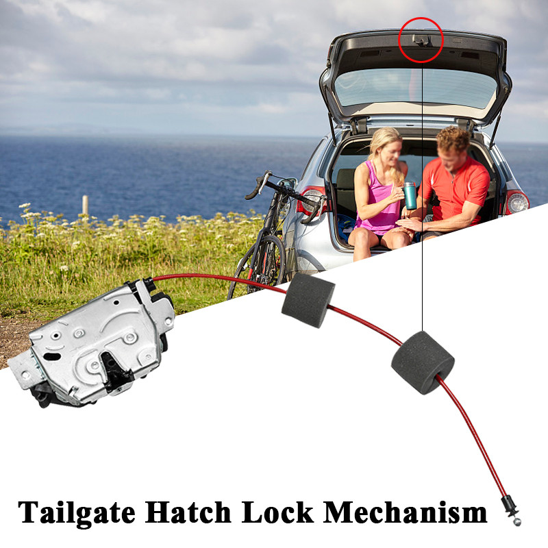 Rear Lift Hatch Tailgate Lock Actuator Car Latch Lock for Mercedes BT6 1647400635