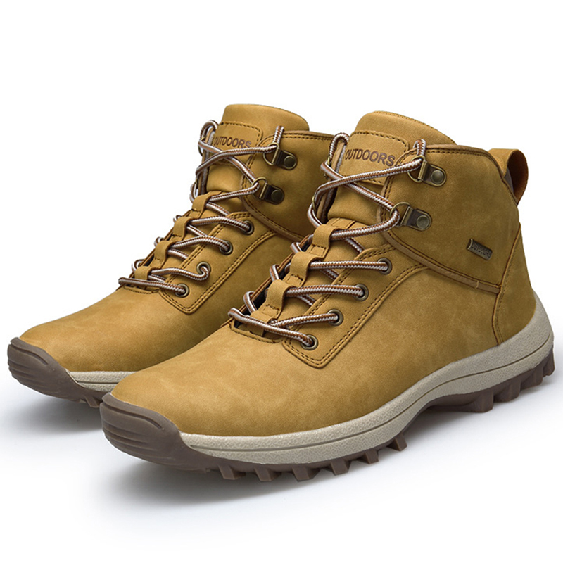 Waterproof Outdoor Hiking Ankle Boots
