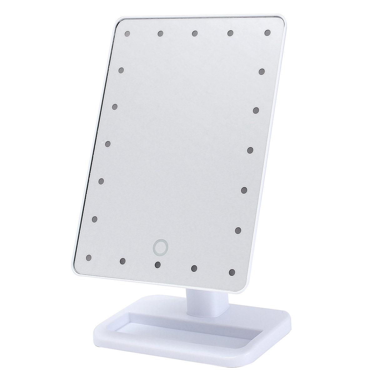 LED Makeup Mirror Wide View Tools Illuminated Make Up Cosmetic Bathroom Shaving Vanity Mirrors