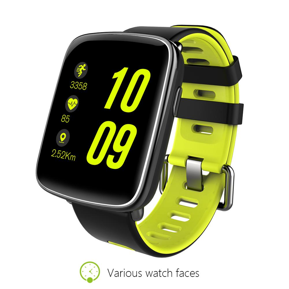 Kospet kt68 1.54' IPS IP68 Waterproof TF Extension 2G Watch Phone GPS WIFI Smart Watch