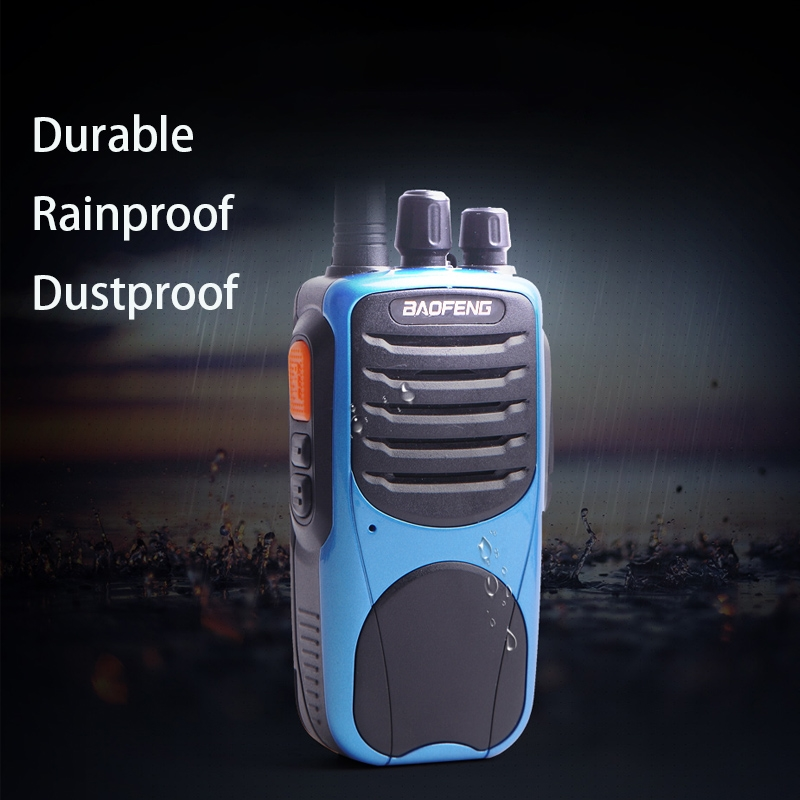 Baofeng UV-8PLUS 8W Walkie Talkie Durable Dust-proof Rain-proof Two Way Radio Intercom