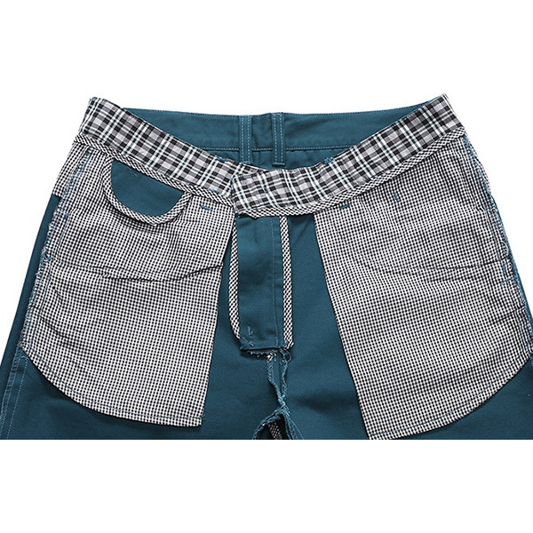 Summer Fashion Anti-crease Soft Cotton Shorts Mens Multi-color High Quality Breathable Casual Shorts