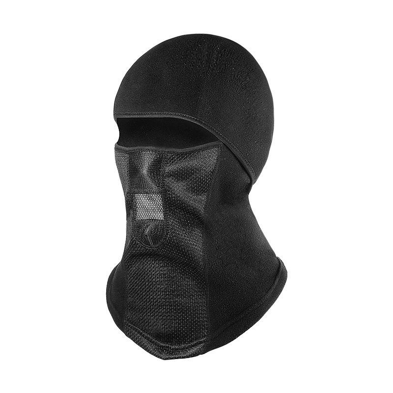 Unisex Winter Outdoor Sports Thermal Fleece Balaclava Hat