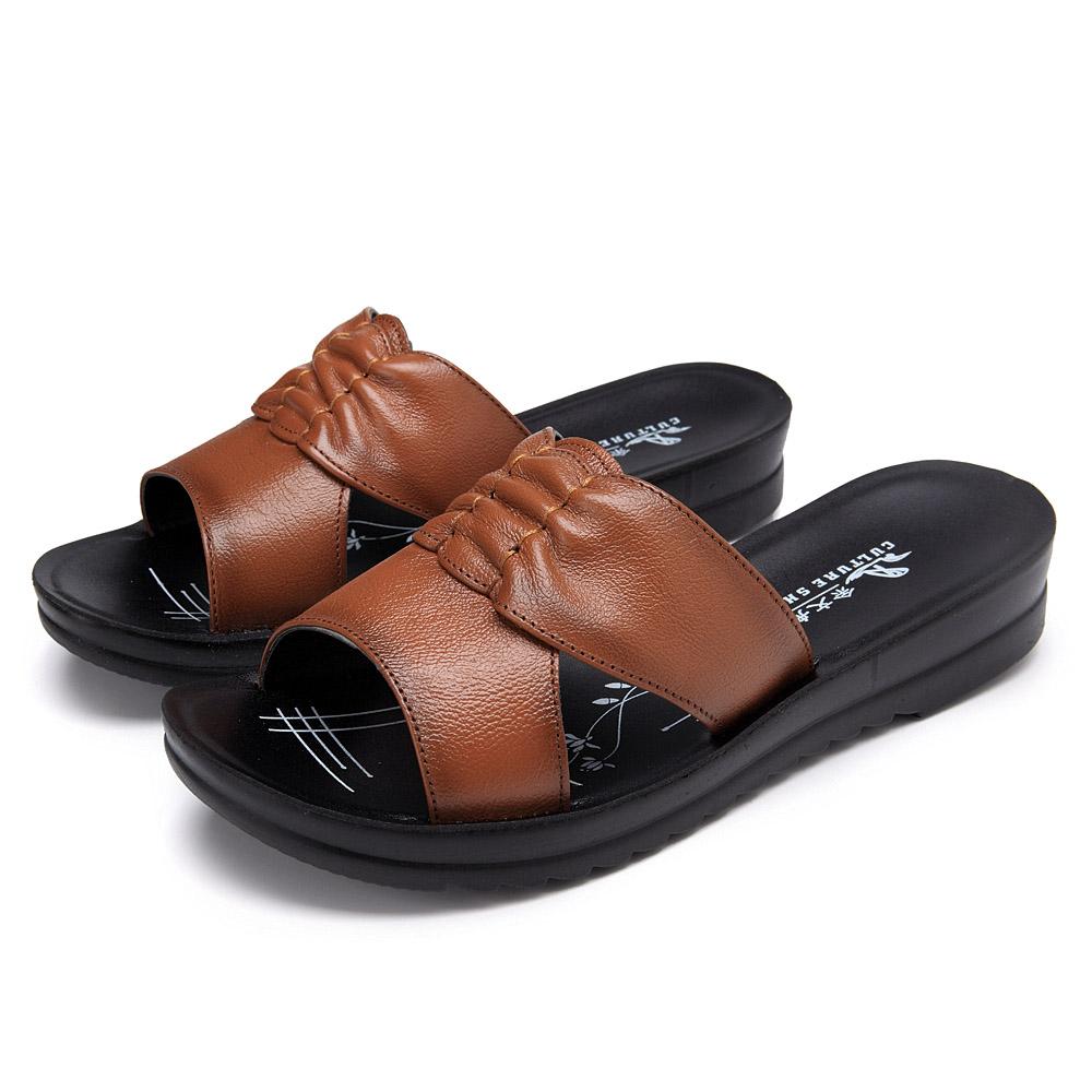 Women Summer Soft Bottom Platform Sandals