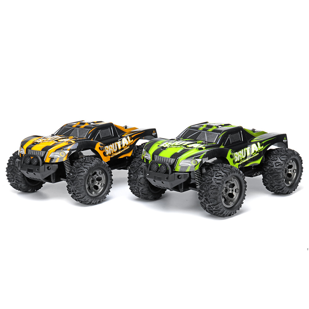 1/12 2WD High Speed Electric Monster Truck Off Road Vehicle RC Car Buggy