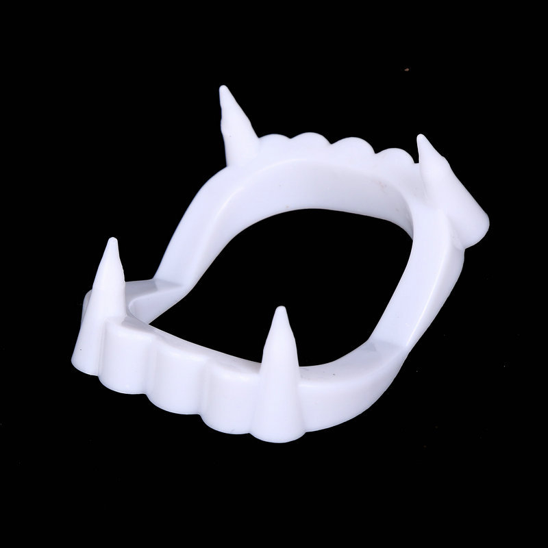 Halloween Party Cosplay Zombie Teeth Dental Tools Supplies