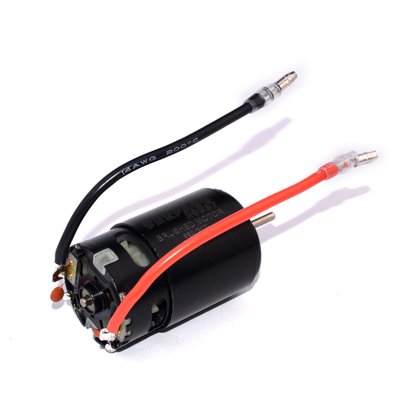 550 Brushed 21T 7.4V 13000RPM Motor For HSP HPI Wltoys tamiya FS Kyosho TRAXXAS Yokomo RC Car Parts