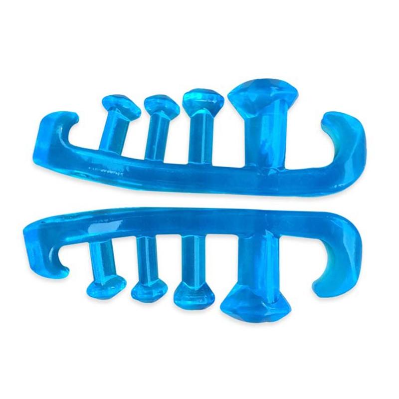 2pcs Super Soft Hallux Valgus Toe Correction Tools Sillicone Squishies Squishy Gel Foot Support