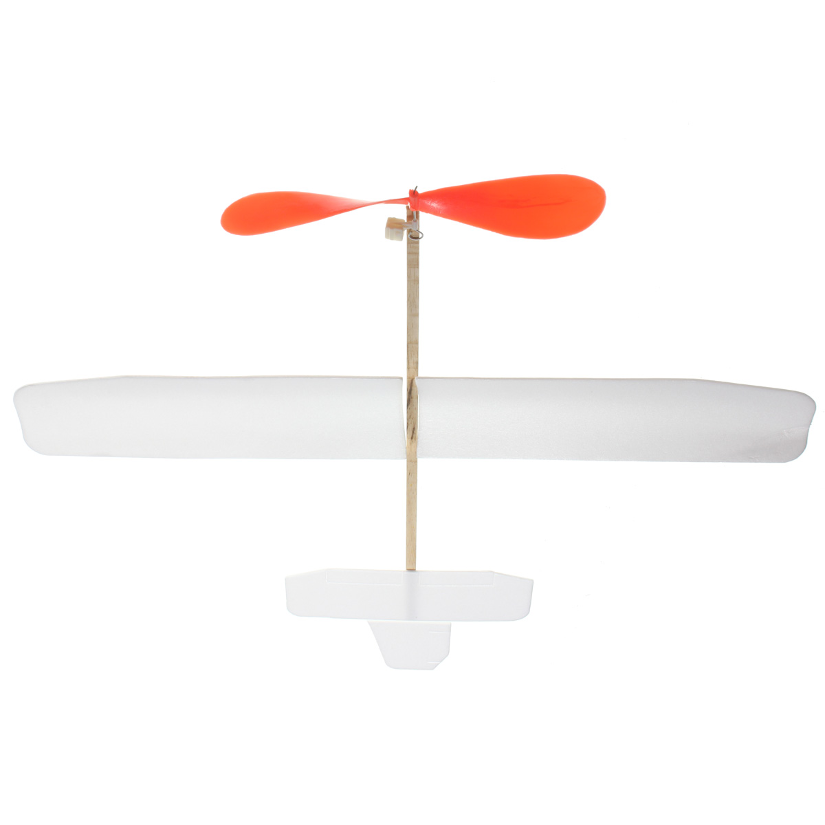 Aircraft Powered Sailplane Model Glider Power Prop Flying Toy