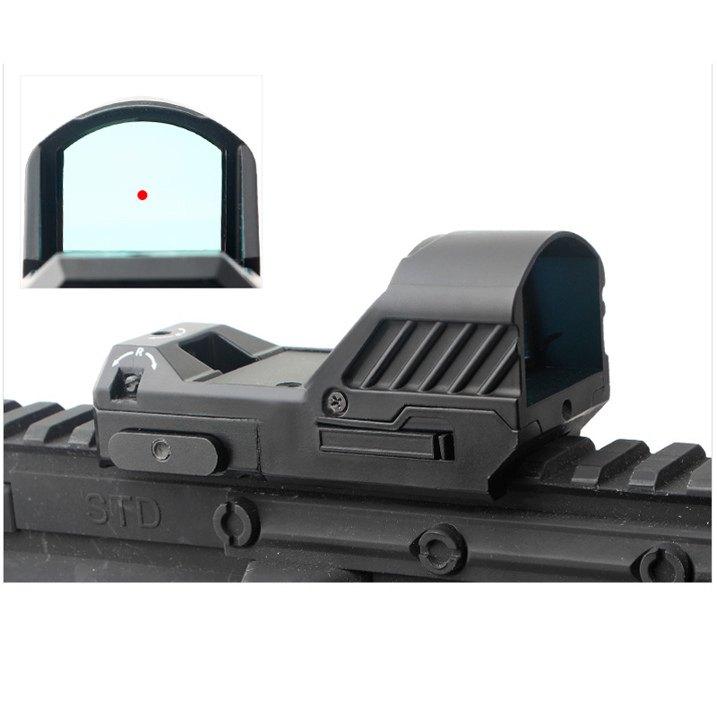 KALOAD JH405 Tactical Hunting Holographic Red Dot Sight Optics Scope Rail Mount Riflescopes