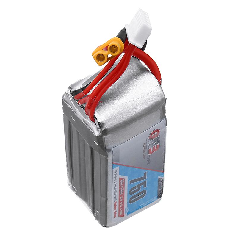 Gaoneng GNB 14.8V 750mAh 80C 4S XT30 Plug Lipo Battery for RC Drone - Photo: 5