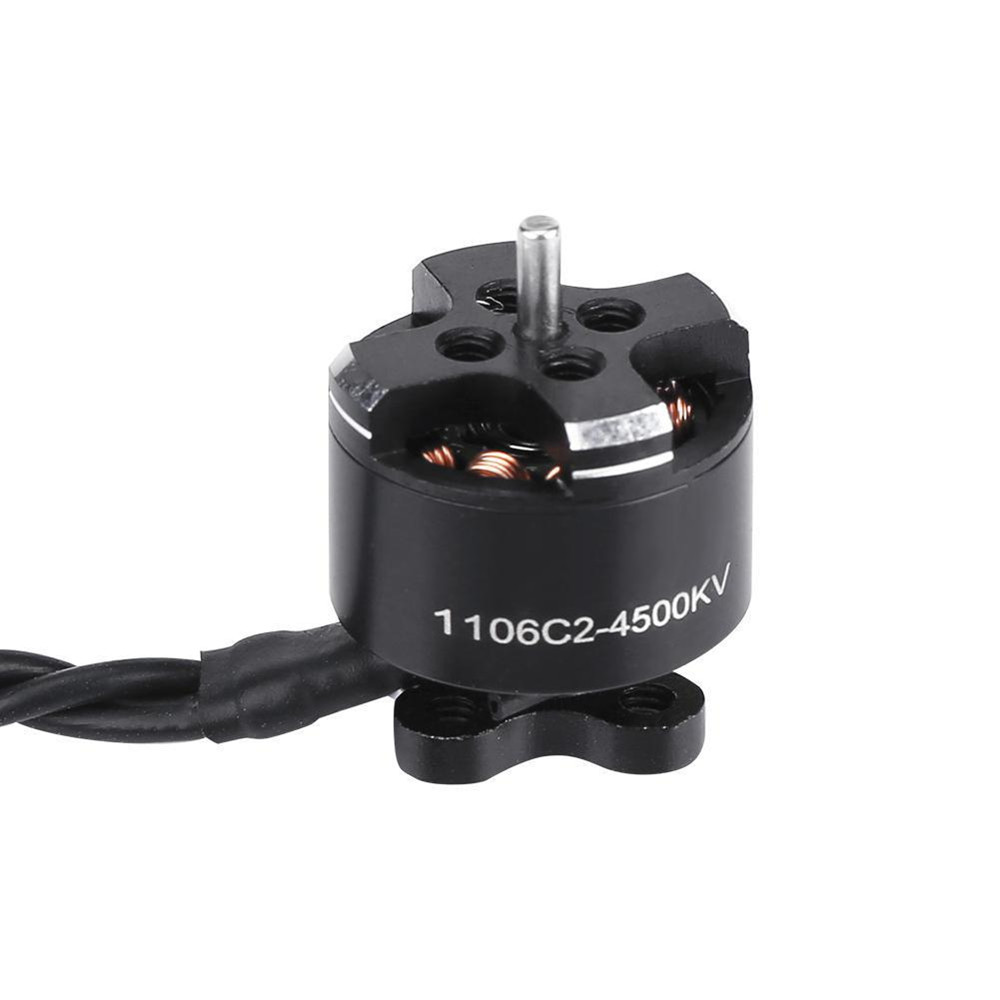 SZ-Speed 1106C2 1106 4500KV 2-3S 9N12P Brushless Motor CW for 90-120mm Mini RC Drone FPV Racing