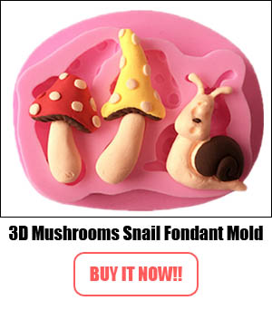 Fairy House Stone Door Silicone Mold Fondant Cake Decorating Mould