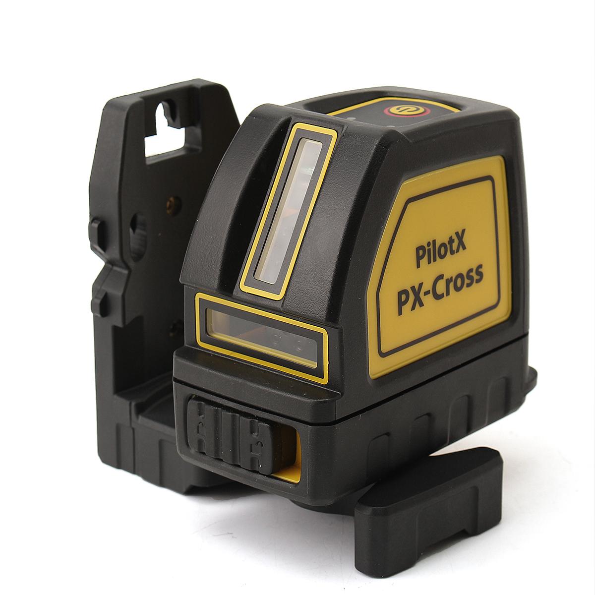 Red Line Laser level laser 2 Cross line with Magnetic Pivot Bracket 4.5V