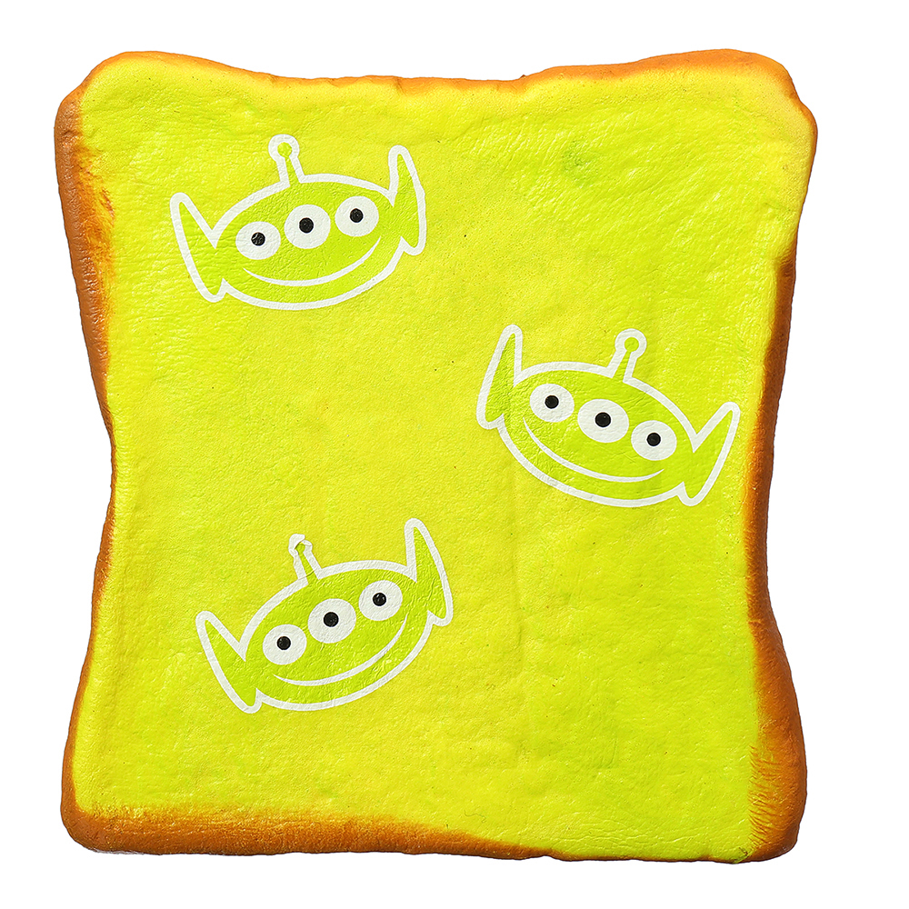 Alien Small Expression Bread Squishy 12CM Soft Slow Rising With Packaging Collection Gift Toy