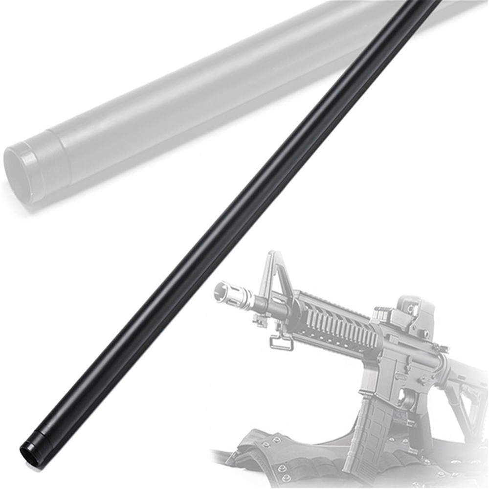 Upgrade 275mm Aluminum Barrel for JinMing Gen8 M4A1 Gel Ball Blasting Toys Gun