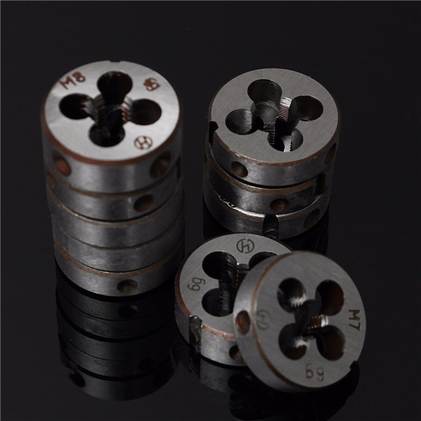 38mm Daimeter Right Hand Thread Alloy Steel Die M12 to M14 Metric Right Hand Die