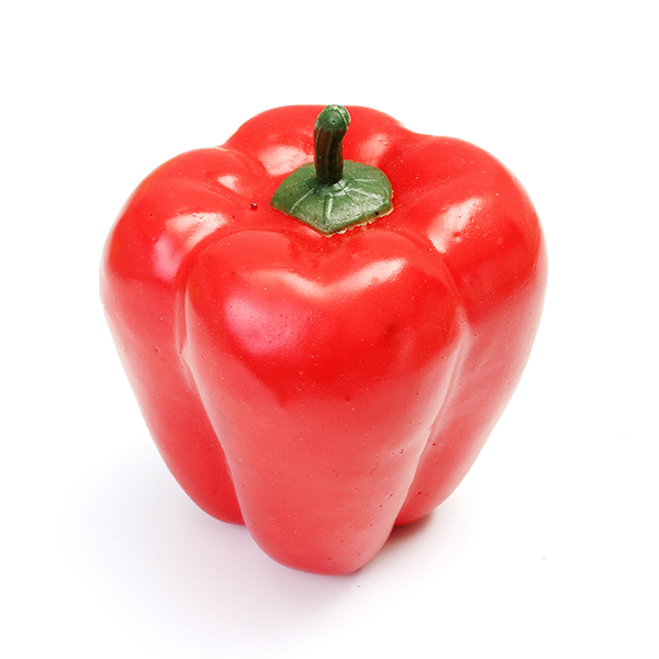 Red Pepper Artificial Fake Vegetables Ornaments Shooting Photography Studio Prop