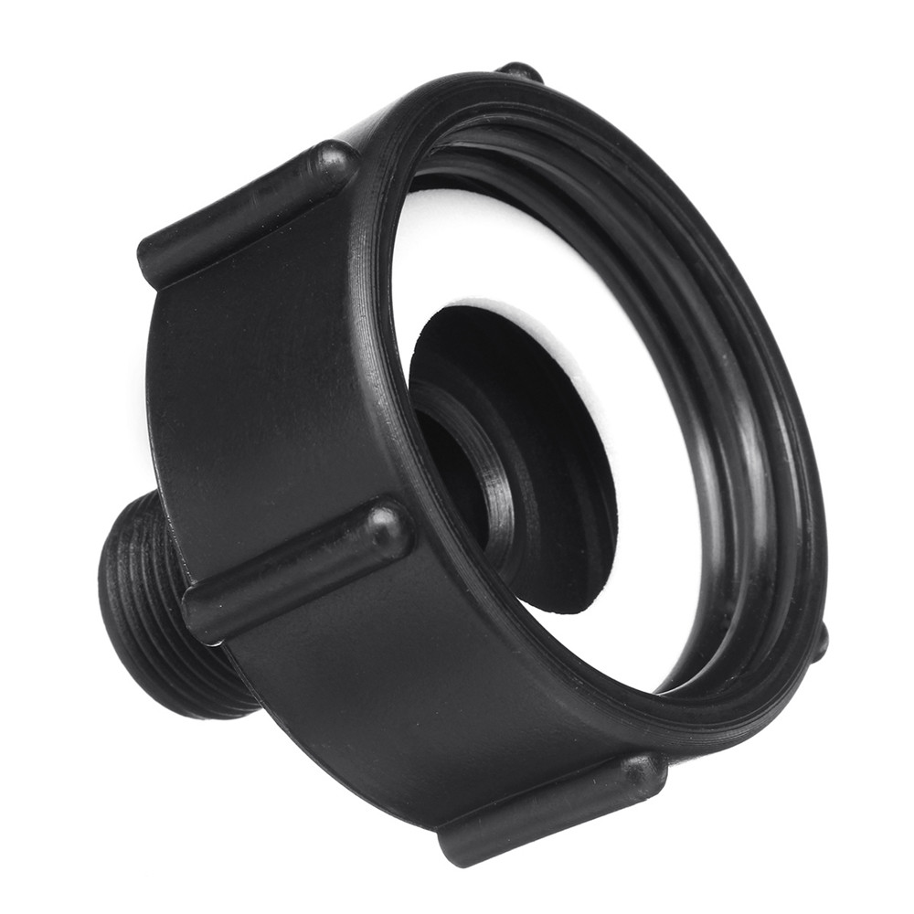 1000L IBC Water Tank Garden Hose Adapter Fittings 60mm Adaptor 2 Inch To 0.75 Inch