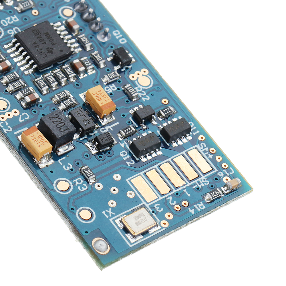 DasMikro 2.4G 43*20*7mm KYOSHO MHS ASF Dual ID Brushless Mainboard For Micro Racing Rc Car Parts
