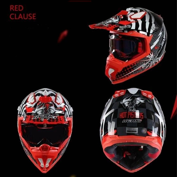 Motorcycle Racing Helmet Upscale Performance Professional Motocross Helmets For NENKI MX315
