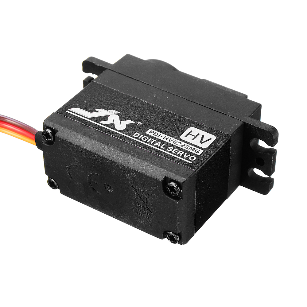 JX PDI-HV5523MG 23KG High Precision Metal Gear Digital HV Standard Servo for RC Model