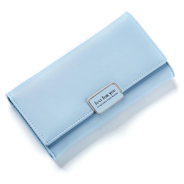 Women Large Capacity PU Crossbody Bags Handbags Wallet