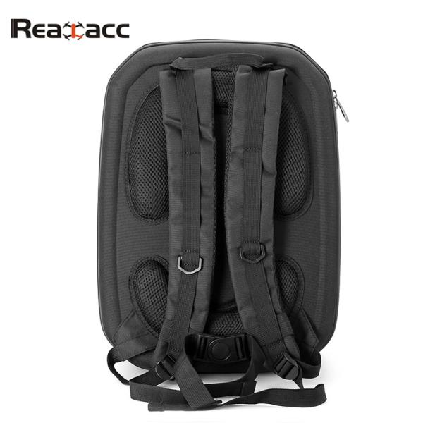 Realacc Waterproof Hard Shell Backpack Case Bag Black Turtle Shell For DJI Phantom 4/ DJI Phantom 4 Pro