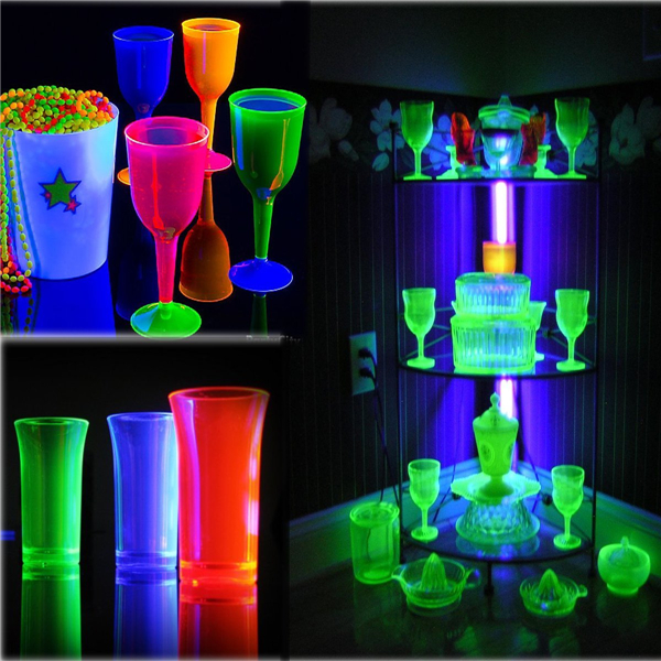 6W 30CM USB Portable UV LED Black Light 395-400NM Fixtures Lamp for Bar Party Club DJ UV Art