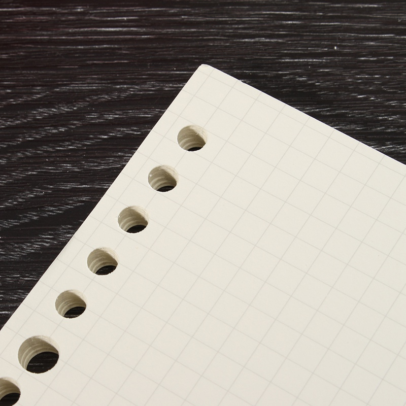 A5 Inner Pages Square Dotted Line blank Inner Page for Binder Notebook Inner Pages
