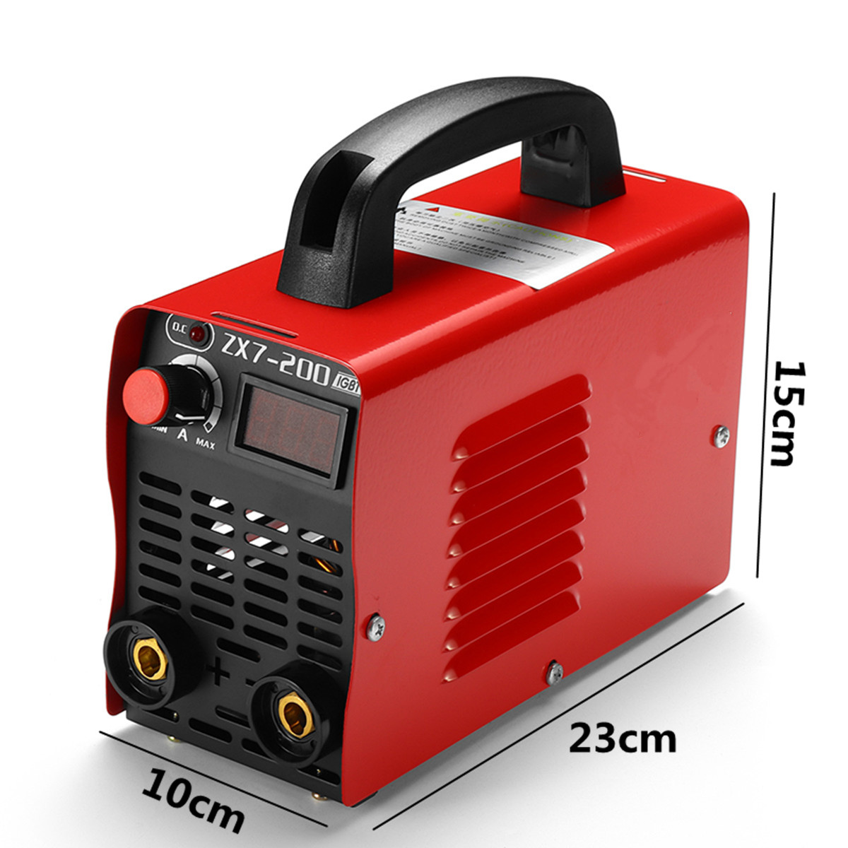 ZX7-200 220V Handheld Mini MMA Electric Welding Tool 10-200A Inverter ARC Welding Machine
