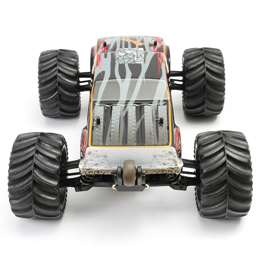JLB 2.4G Racing CHEETAH 1/10 Brushless RC Car Truck 80A Trucks 11101 RTR With Battery