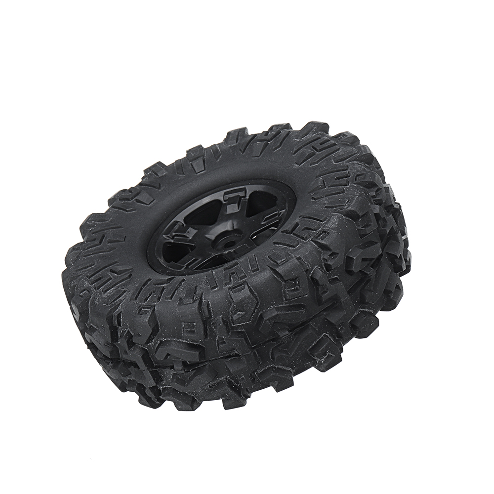 1PC REMO P7971 RC Car Wheel Tire For 1/10 1093-ST/1073/SJ 2.4G 4WD Waterproof Brushed Crawler Rc Car Parts - Photo: 3