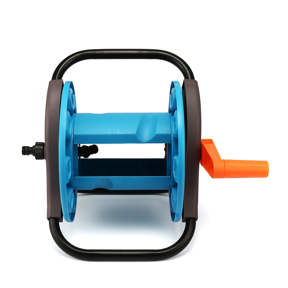 Portable Hose Reel Watering Hose Pipe Clip Reel Lawn Waterpipe Storage Holder
