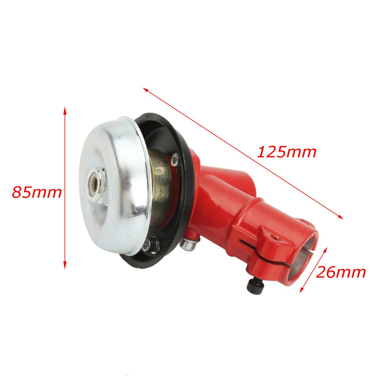26MM 7 Teeth Brushcutter Head Gearbox Pole Saw Chainsaw Hedge Trimmer Whipper Snipper