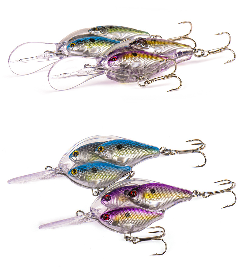 LEO 1PC 9.5CM 17G Popper Fishing Lures Artificial Minnow Hard Bait Fishing Lure